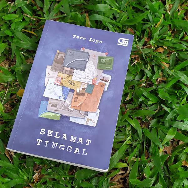 Merdeka dari Buku Bajakan dalam Novel Selamat Tinggal - Tere Liye