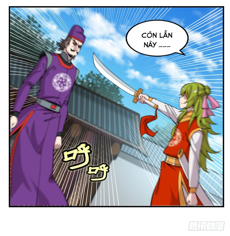 Cuộc sống thoái ẩn của võ lâm chi vương chap 46 - Trang 7