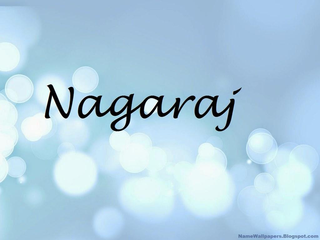 name nagaraj