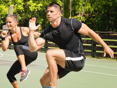Entrena con Insanity Workout
