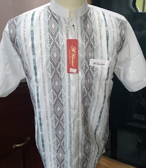 Baju Koko Lengan Pendek | Kode 040-2