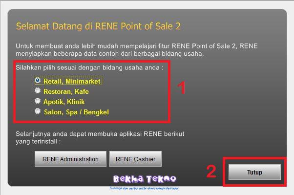 Rene POS 2.1.4.2440