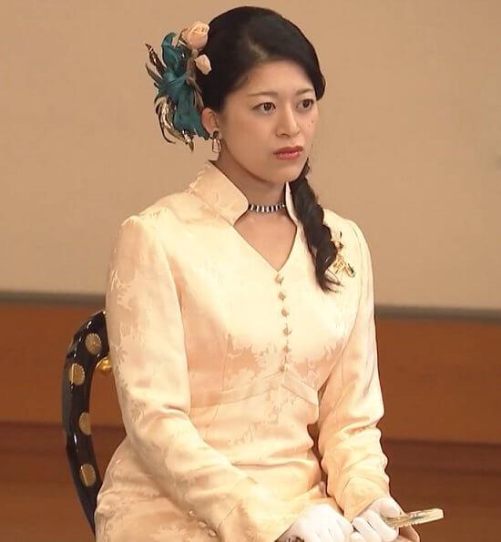 Empress Masako, Crown Princess Kiko, Princesses Mako, Kako, Nobuko, Akiko, Hisako, Tsuguko, Mikasa and Takamado