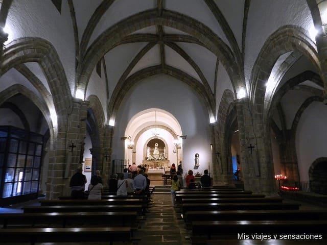 Iglesia, Peña de Francia, Salamanca