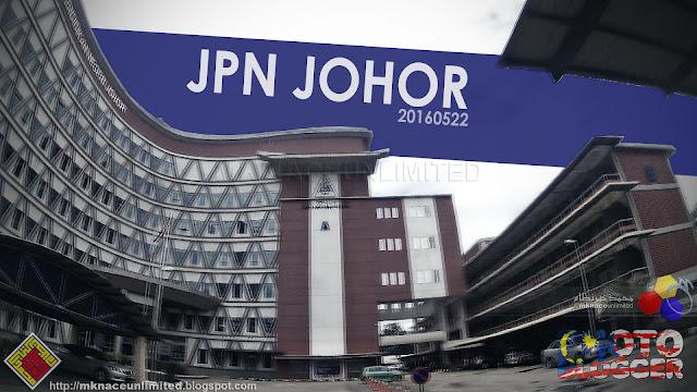 JPN Johor 20160522