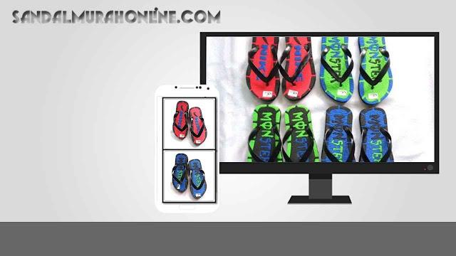 Produksi Sandal Anak TERLARIS di Jawa Barat | Sandal AB Ferzic TG