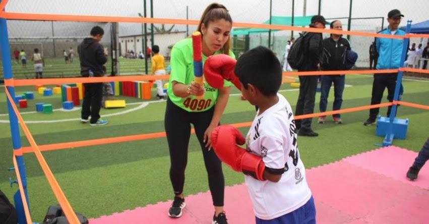 Municipalidad de Lima dictará clases deportivas gratuitas en el Rímac