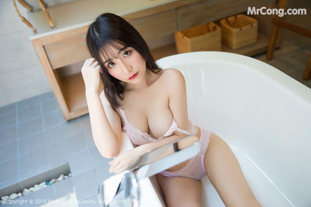 Image XiaoYu-Vol.147-Cherry-MrCong.com-045 in post XiaoYu Vol.147: 绯月樱-Cherry (66 ảnh)