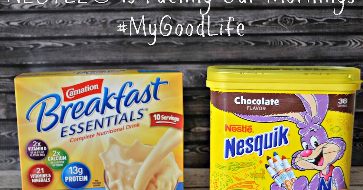 Nestle Good Food Good Life Recipes