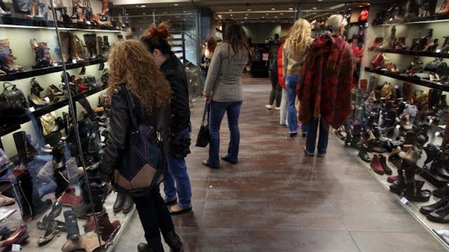 Αυξημένη η κίνηση στα καταστήματα σε Ναύπλιο και Άργος λίγο πριν το lockdown
