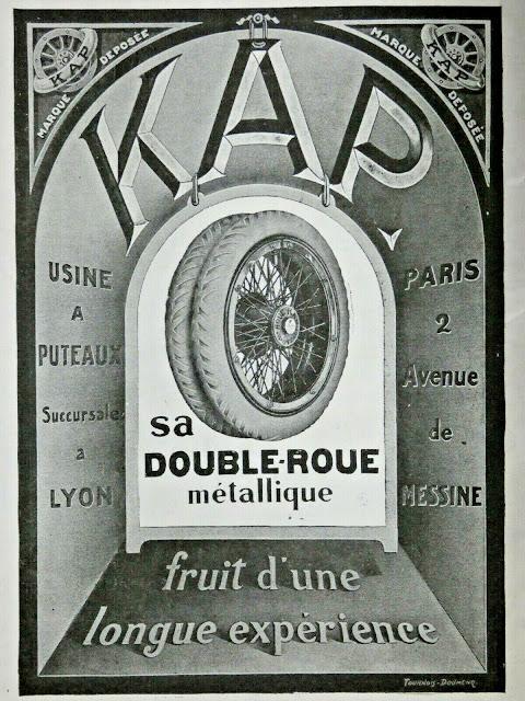 Реклама французской фирмы с шинами российского производства Проводник.
