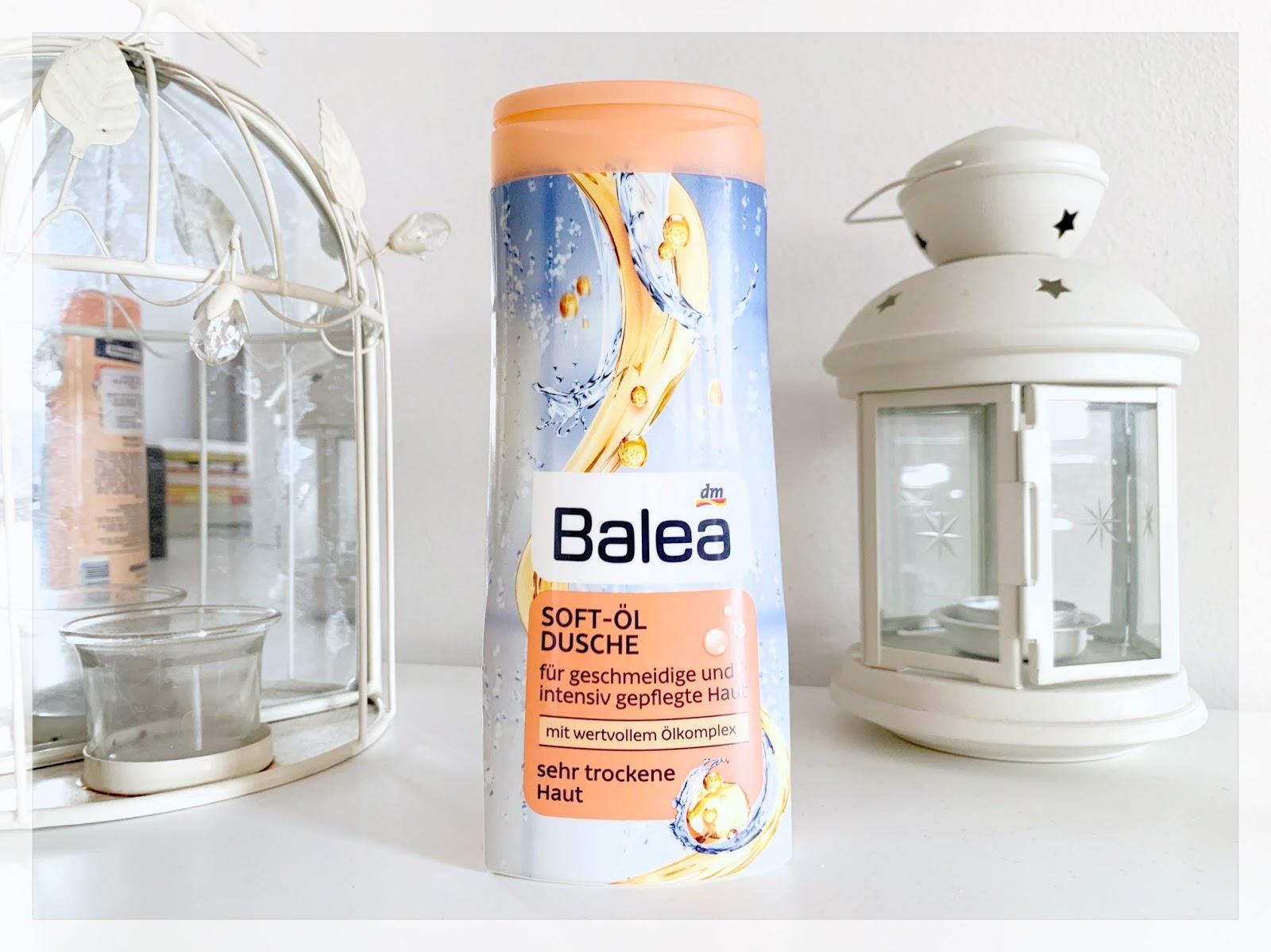 Balea żel pod prysznic Soft-Ol Dusche recenzja