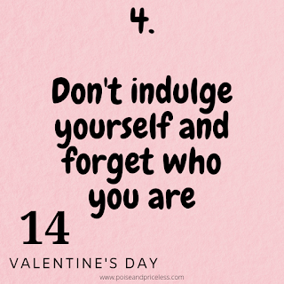 5 things that Valentine's day is not