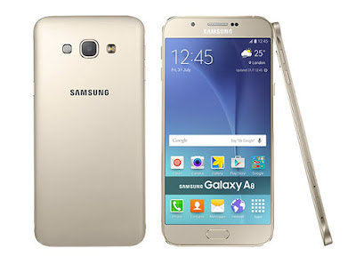 Samsung-Galaxy-A8-gold