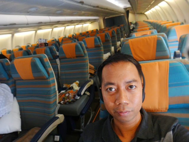 Kabin Oman Air