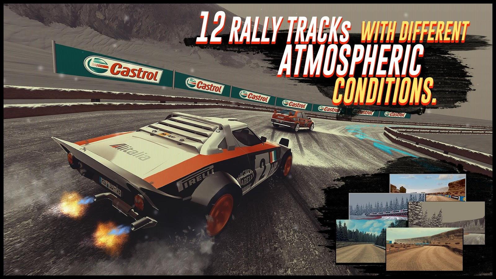 Rally Racer EVO MOD APK terbaru