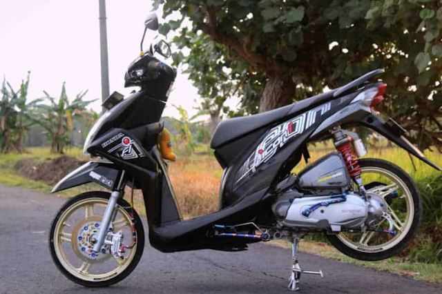 modif matic beat fi babylook