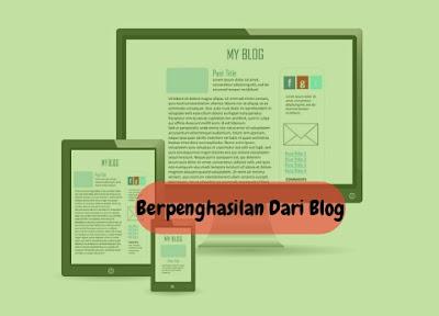 Tips Mendapatkan Uang Dari Blog Tentunya Harus Ada Modal Yang Dikeluarkan