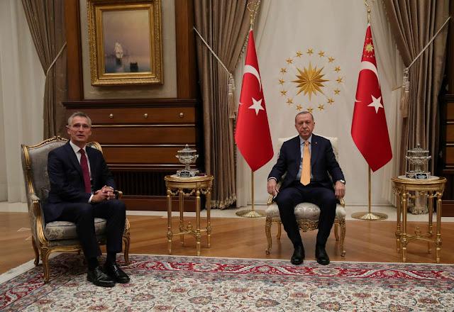 Ερντογάν: Τώρα «καλό παιδί» στο ΝΑΤΟ, κακό στην ΕΕ
