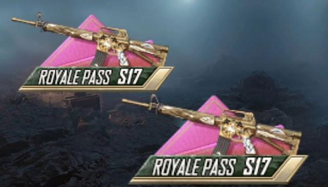 Season 17 RP 90 reward