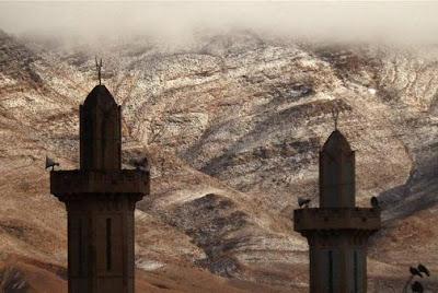 nieve sahara