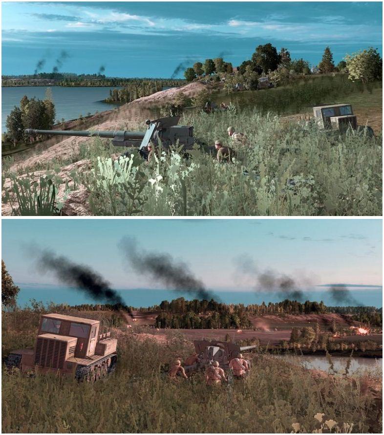 تحميل لعبة الحرب Steel Division 2 Nemesis 4 Storming Toulon للكمبيوتر بروابط مباشرة