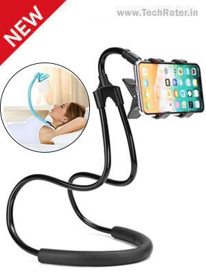 Multipurpose Hands-Free Mobile Neck Holder