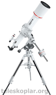 Bresser messier ar102 teleskop incelemesi
