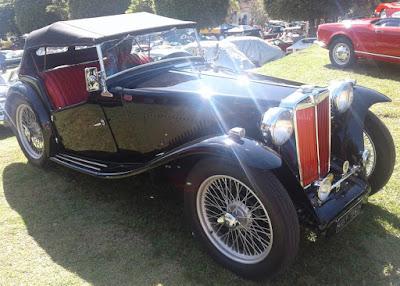 O MG TC foi produzido entre 1946 e 1949.