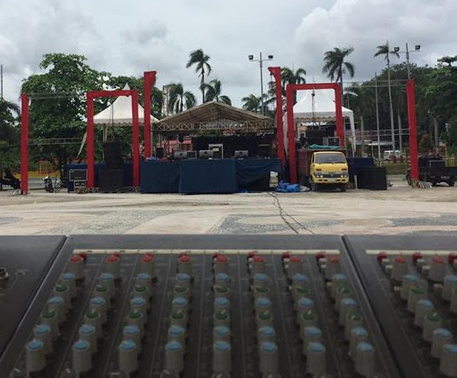 Speaker Gantung Sound System