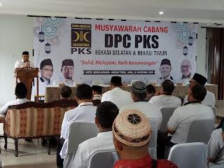 """Mahfudz Abdurrahman """" MUSCAB PKS"""