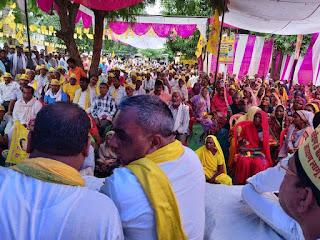 FB_IMG_1568630922706 जनपद आजमगढ़ के मार्टीनगंज तहसील परिसर में एक दिवसीय धरना प्रदर्शन को संबोधित किया गया।