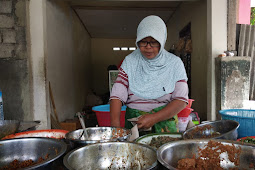 Nasi Ujung Petemon Bumbunya Merase, Harga Anda yang Tentukan