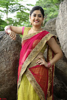Actress Ronika in Red Saree ~  Exclusive celebrities galleries 043.JPG