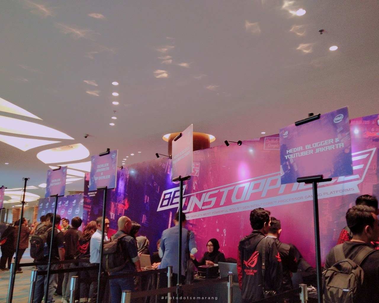 "[Live Event] Seperti Apa Suasana Launching ASUS ROG ""Be-Unstoppable"""