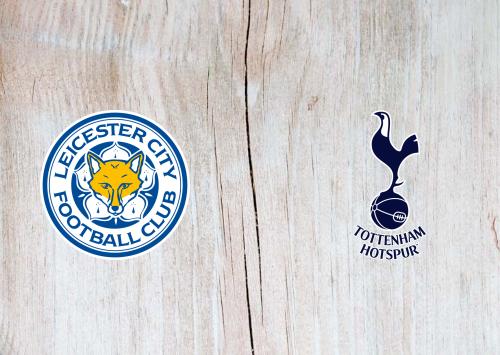 Leicester City vs Tottenham Hotspur Full Match & Highlights 21 September 2019