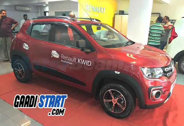 Renault Kwid Accessories1