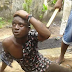 Member of armed robbery gang terrorizing their community nabbed by residents in Owerri, Imo State