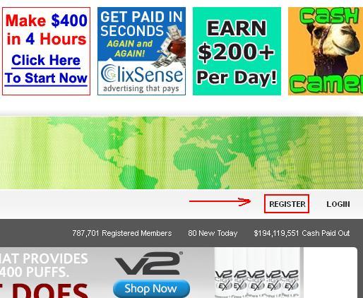 Cara Mendapatkan Uang $1 Dollar 10 Detik