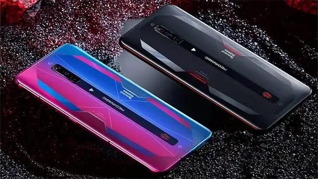 رسمياً سعر ومواصفات هاتف Red Magic 6s
