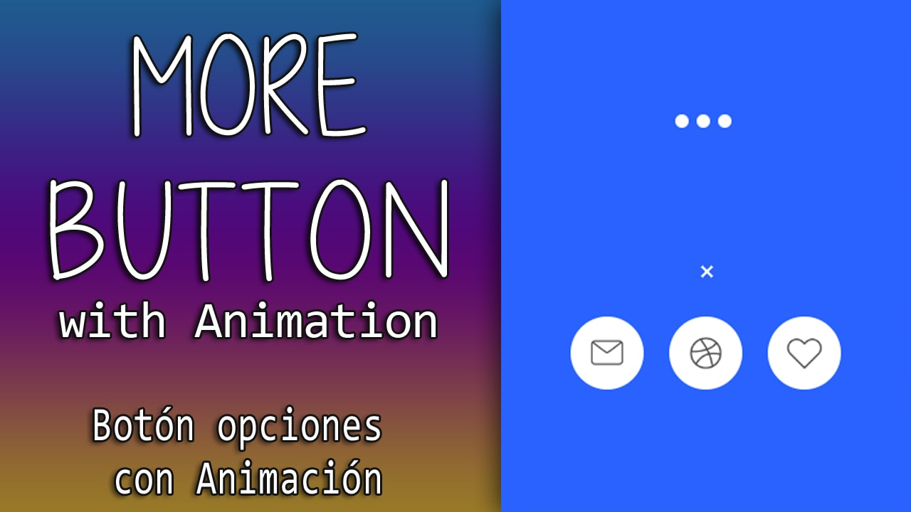 More Button with Animation with CSS only