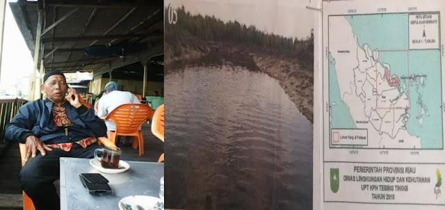 Lembaga Swadaya Masyarakat Lapor Dugaan Pembuatan Kanal dan Pelebaran Anak Sungai di Lokasi Hutan Bakau