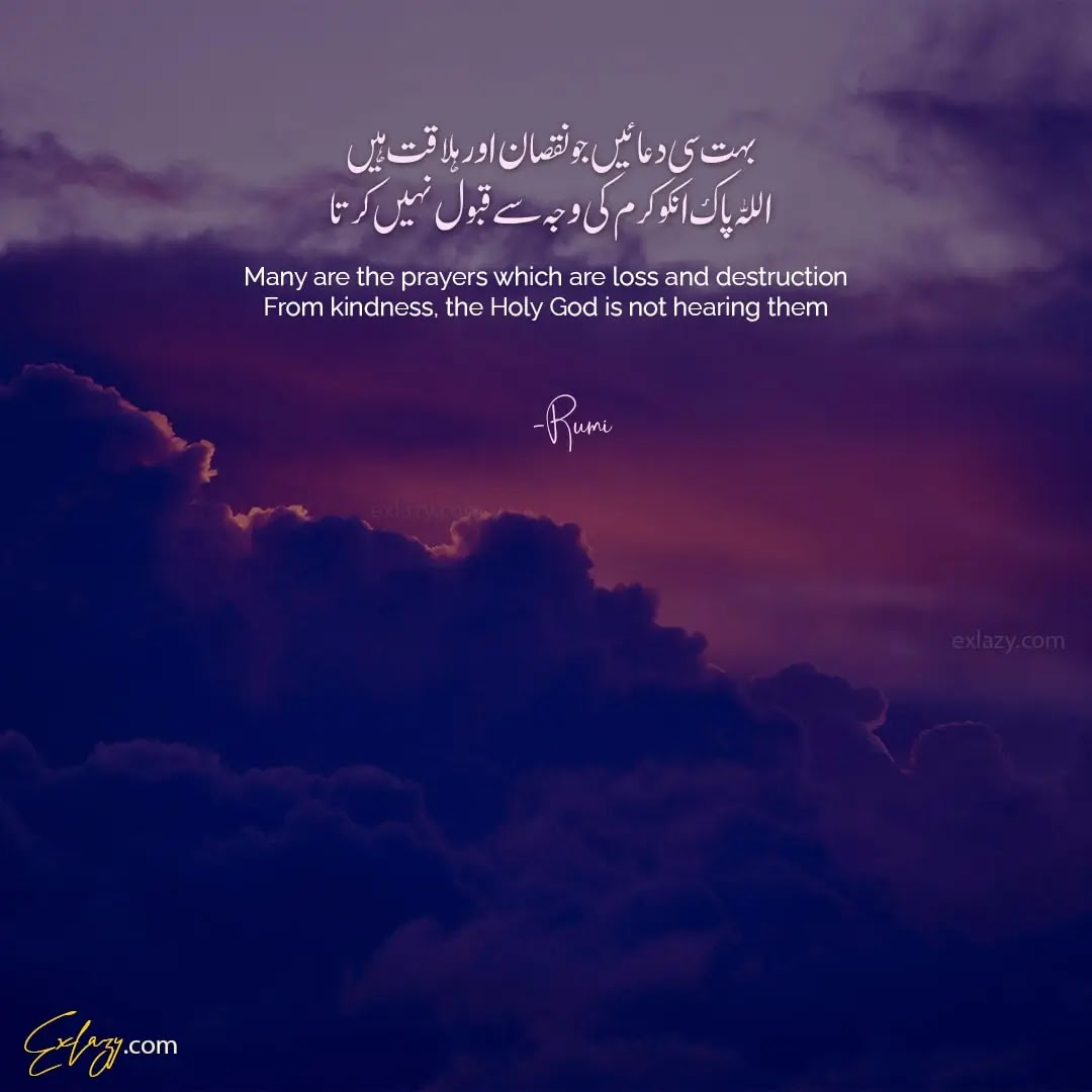 The 10 Best Rumi Poetry & Quotes in Urdu (Sufi Poetry)