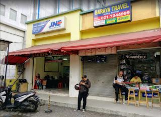Kantor Baraya Travel Sarinah
