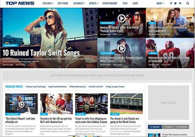 top new wordpress theme
