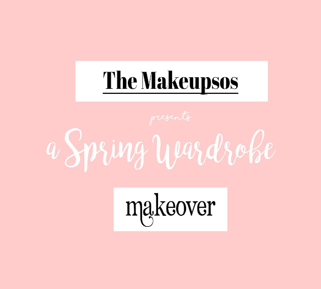 Springing into a Wardrobe Make Over!
