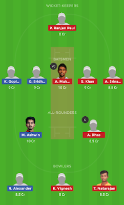 CHE vs LYC dream 11 team | LYC vs CHE
