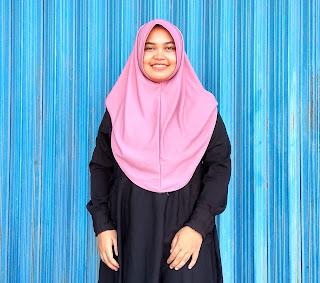 Tampil Elegan Dengan Jilbab Instan untuk Pipi Tembem