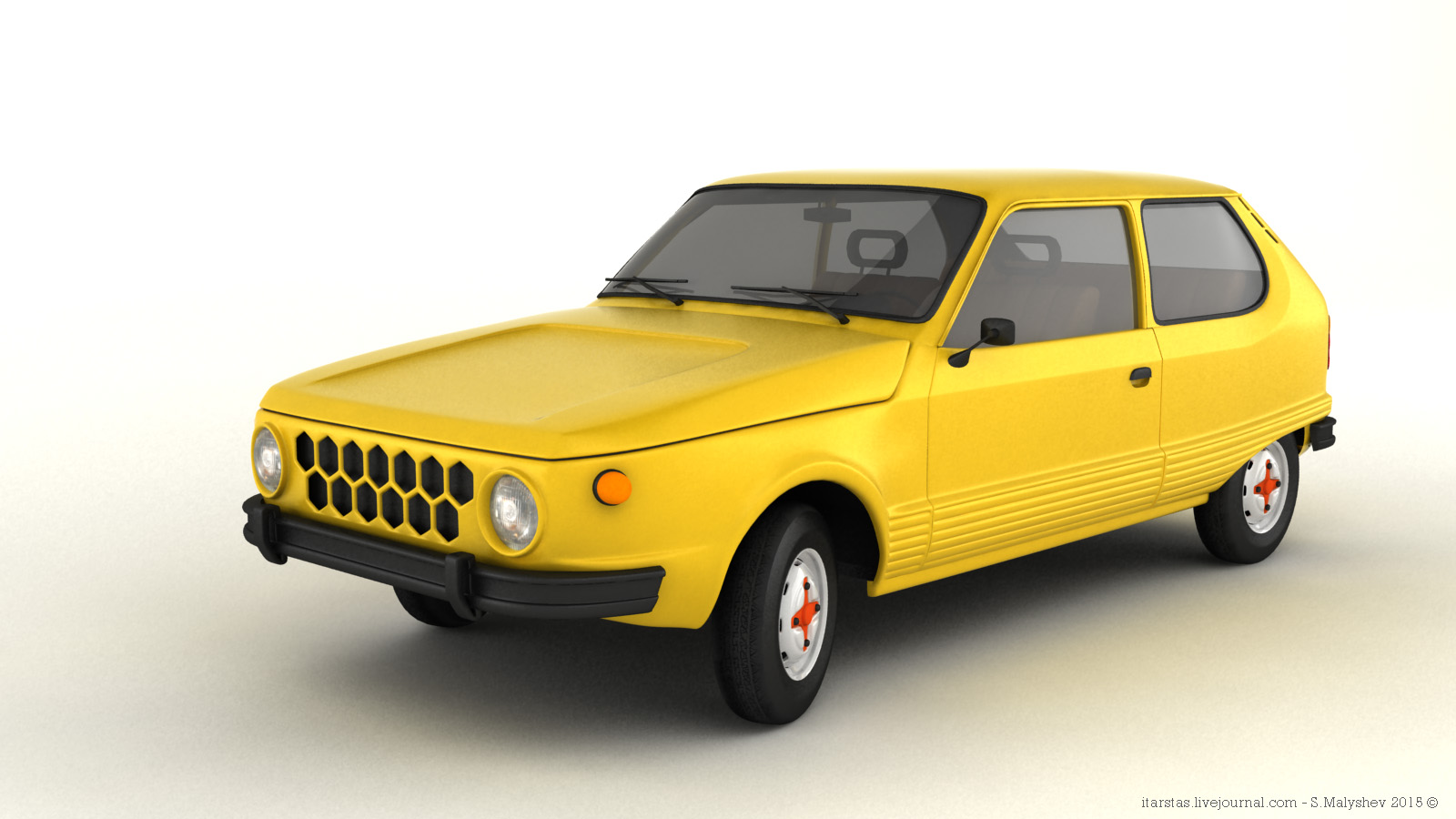 Trabant Clipart Virtual Car Prototypes Collection Trabant P760 East