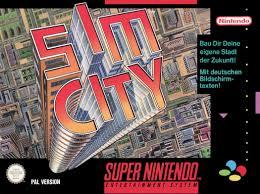 Sim City  (BR) [ SNES ]
